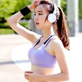 Áo ngực thể thao nữ tập Gym, Yoga, Aerobic Style Hàn Quốc - Kip14