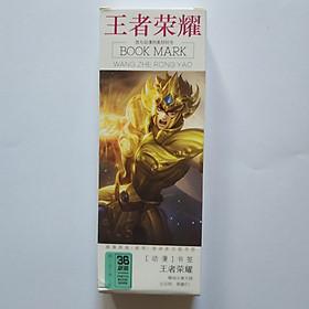 Hộp 36 tám bookmrark đánh dấu sách Vương Giả Vinh Diệu