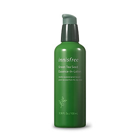Sữa Dưỡng 2 Trong 1 Innisfree Green Tea Seed Essence-in-Lotion 100ml