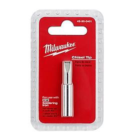 Mũi hàn dẹt cho Máy hàn nhiệt Milwaukee 49-80-0401