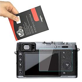 Miếng Dán Màn Hình Cường Lực Cho Máy Ảnh Fujifilm XT1 XT2 XT3 XA10 XA3 XA5 XT10 XT20 X100T