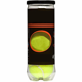 Hộp 3 trái banh Tennis cao cấp chất lượng cao