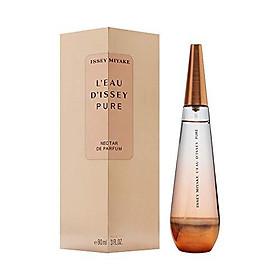 Nước hoa nữ L'eau d'Issey Pure by Issey Miyake for Women 3.0 oz Nectar de Parfum Spray