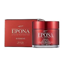 Kem dưỡng da đa chức năng Trắng da, Chống lão hóa EPONA All-in-one Total Skin Care INTENSIVE 50ml