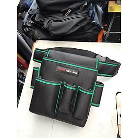 Túi đựng đồ nghề đeo hông TGTB-K4 Green cao cấp