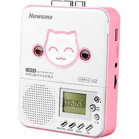 Newman (Newsmy) 99Q Plus Repeater Primary and middle school students English learning Tape player Cassette recorder With remote control headset
