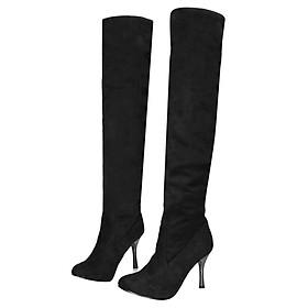 Giày Boot Nữ GB31B - Đen