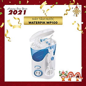 Máy tăm nước gia đình thế hệ mới giúp vệ sinh răng miệng Waterpik Ultra WP100