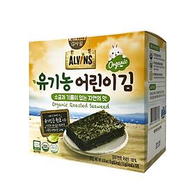 Rong biển hữu cơ cho bé -  Alvins (Hàn Quốc)