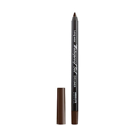 Gel Kẻ Mắt Absolute New York Waterproof Gel Eye Liner NFB83 - Dark Brown (5g)