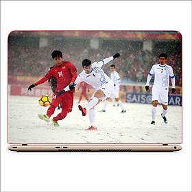 Hình ảnh Mẫu Dán Decal Laptop Thể Thao Laptop DCLTTT - 013