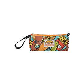Bóp Họa Tiết Pencil Case Stronger Bags S15-07 (22 x 9 cm)
