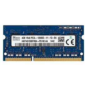 Ram Laptop Hynix 4GB DDR3 1600MHz PC3L-12800 1.35v - Hàng chính hãng