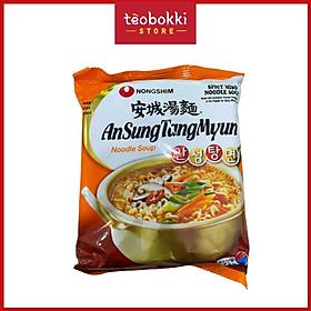 [Chỉ Giao HCM] - Mì AnSungTang vị miso cay Nongshim 125g
