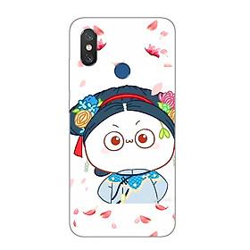 Ốp Lưng Dẻo Diên Hy Công Lược Cho Điện Thoại Xiaomi Redmi Mi 8 - Nguy Anh Lac