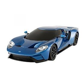 Xe điều khiển 1:24 Ford GT_màu Xanh RASTAR R78200/BLU