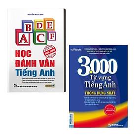 Combo sách: Học Đánh Vần Tiếng Anh + 3000 Từ Vựng Tiếng Anh Thông Dụng Nhất