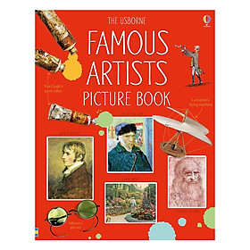 Usborne Famous Artists Picture Book