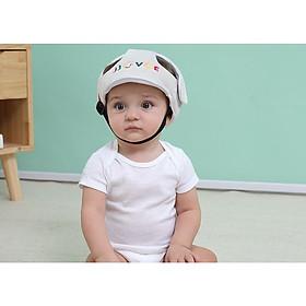 Mũ bảo vệ đầu cho bé