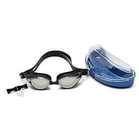 Kính bơi tráng gương chống tia UV  chống sương mù , bảo vệ mắt  KB 1012