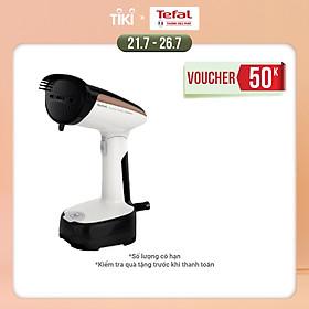 Bàn ủi cầm tay Tefal DT3030E0 - Công suất 1300W - Khả năng phun hơi 17g/phút - Hàng chính hãng