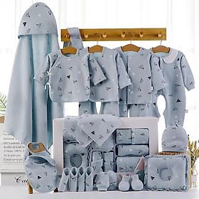 Quần áo sơ sinh cao cấp cho bé (22 món)
