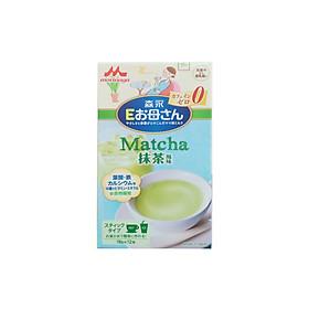 Sữa Bầu Morinaga Vị Trà Xanh 18g x 12 gói - Hàng Nội Địa Nhật Bản