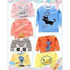 Children's Autumn Clothes Single Coat Autumn And Winter Cotton Sweaters