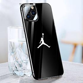 Ốp kính cường lực cho điện thoại iPhone 11 Pro - Jordan 23 MS JD23D035