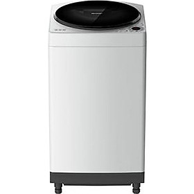 Máy Giặt Cửa Trên Sharp ES-W80GV-H (8kg) - Hàng Chính Hãng - Chỉ giao tại Đà Nẵng
