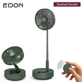 Youpin EDON Folding Fan 5 Gears LCD Touch Screen Cordless Electric Standing Desktop Floating Fan Remote Control Type-C