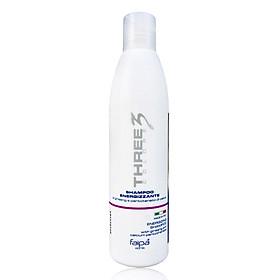 Dầu gội nhân sâm chống rung tóc Faipa Three3 Color - Energyzing shampoo 250ml