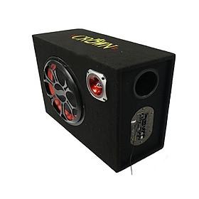 Loa Crown 8 vuông Bluetooth - Hàng nhập Khẩu