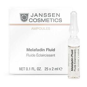 Hộp 25 Ống Tinh Chất Làm Trắng Da Melafadin Fluid (2ml / Ống)-0
