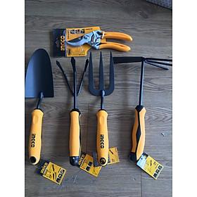 Bộ 5 dụng cụ làm vườn, trồng cây đa năng tiện lợi HFTT658 HFTF38 HGR1008 HGT979K HPS0109