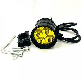 Đèn Trợ Sáng L4CYT 3 chức năng ánh sáng vàng phá sương hoàn hảo
