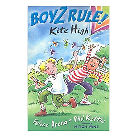 BOYZ RULE: KITE HIGH