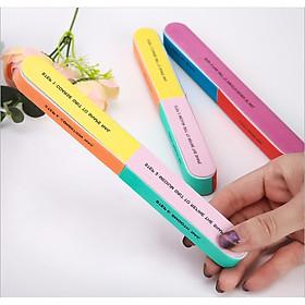 Thanh dũa móng tay làm móng tay 6 mặt - Combo 2 sp (ngẫu nhiên)-3