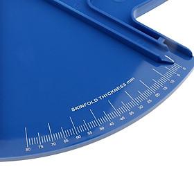 80mm Body Tester Caliper tape Measure Caliper Analyzer Tool Keep Diet Health