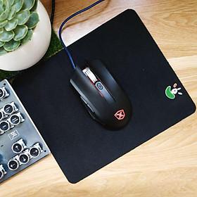 Miếng lót chuột máy tính, bàn di chuột mouse pad chơi game 20x24cm