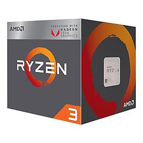 Bộ Vi Xử Lý CPU AMD Ryzen 3 2200G - Hàng Chính Hãng