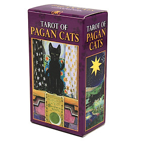Tarot of Pagan Cats New