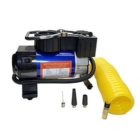 Bơm điện đa năng cho gia đình, Máy bơm lốp ô tô mini, Bơm hơi mini 220V- Tặng kèm chân cắm chuyển đổi