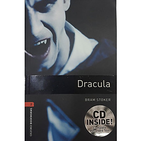 Oxford Bookworms Library (3 Ed.) 2: Dracula Audio CD Pack