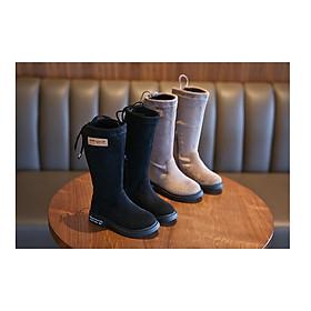 Boot cao cổ thời trang Hàn Quốc mẫu mới năm 2020 BOT04
