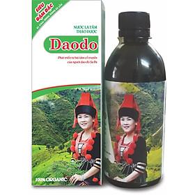 Nước tắm thảo dược của người Dao Đỏ Daodo cho bà mẹ sau sinh