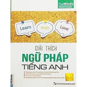 Giải Thích Ngữ Pháp Tiếng Anh - Phiên Bản Chibi ( tặng kèm bookmark )