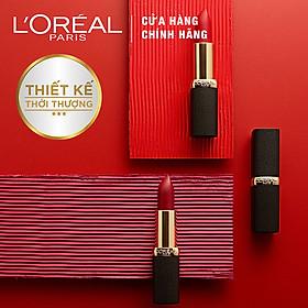 Bộ 3 Son L'Oreal Paris Color Riche Matte - Đỏ Quyến Rũ-2