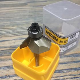 """Mũi vát cạnh 45 độ ổ bi 1/4""""x1/2"""" (12.7mm) ARDEN"""