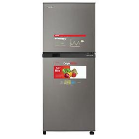 Tủ lạnh Toshiba Inverter 194 lít GR-A25VS(DS)